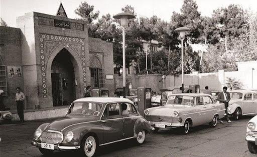 خودرو - تهران قدیم