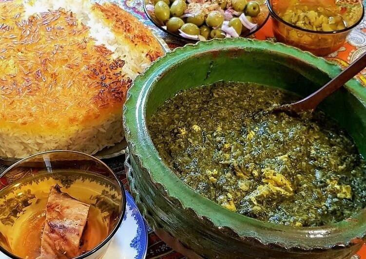 طرز تهیه ۵ غذای ترش محلی