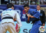 شکست سعید ملایی  در فینال و رسیدن به مدال نقره المپیک