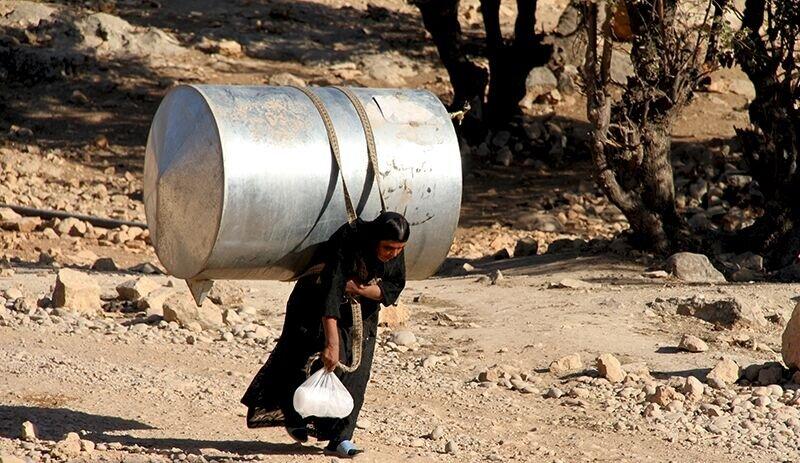 بحران آب خوزستان