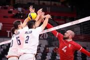 والیبال ایران به کانادا باخت | نوار پیروزیهای بلندقامتان در توکیو قطع شد