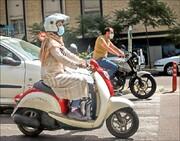 شرط صدور گواهینامه موتورسیکلت برای زنان | پلیس: زن و مرد فرقی نمیکند اما قانون اجازه نمیدهد