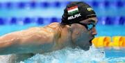 المپیک توکیو   پدیده ۱۹ ساله مجارستانی رکورد مایکل فلپس افسانه ای را شکست
