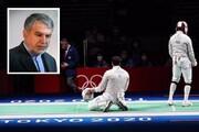 واکنش تند رئیس کمیته ملی المپیک به ناداوری علیه شمشیربازی