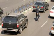 پارک حاشیهای در خیابان شهرداری ممنوع!