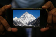 صعود شهروز ۱۹ ساله به خطرناکترین قله جهان