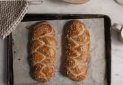 طرز تهیه نان شیرمال | فوتوفن درست کردن نان شیرمال در خانه