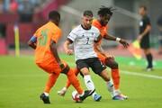 فوتبال المپیک | ساحل عاج، آلمان را حذف کرد |صعود مقتدرانه برزیل و کره جنوبی