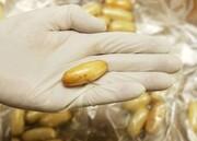ویدئو | کشف ۳ کیلو مواد مخدر از معده قاچاقچیان در شهرری
