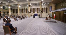 معزی: روحانی دیر نرسید اما جلسه را شروع کرده بودند | قرآن توسط دفتر رهبری به وزیران داده شد