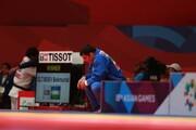 جودوکار ایرانی تیم پناهندگان اروپا از المپیک حذف شد