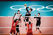 والیبال المپیک | پیروزی لهستان صدرنشین برابر ژاپن | صعود ۳ پله ای کانادا در جدول گروه ایران