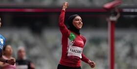 فرزانه فصیحی: رکورد تهران را می زدم به نیمه نهایی رسیده بودم | رقبای عجیب و غریبی نداشتم