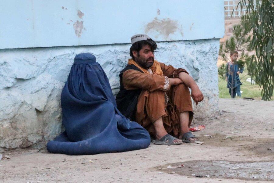 آواره شدن صدها هزار افغان تنها در سال جاري