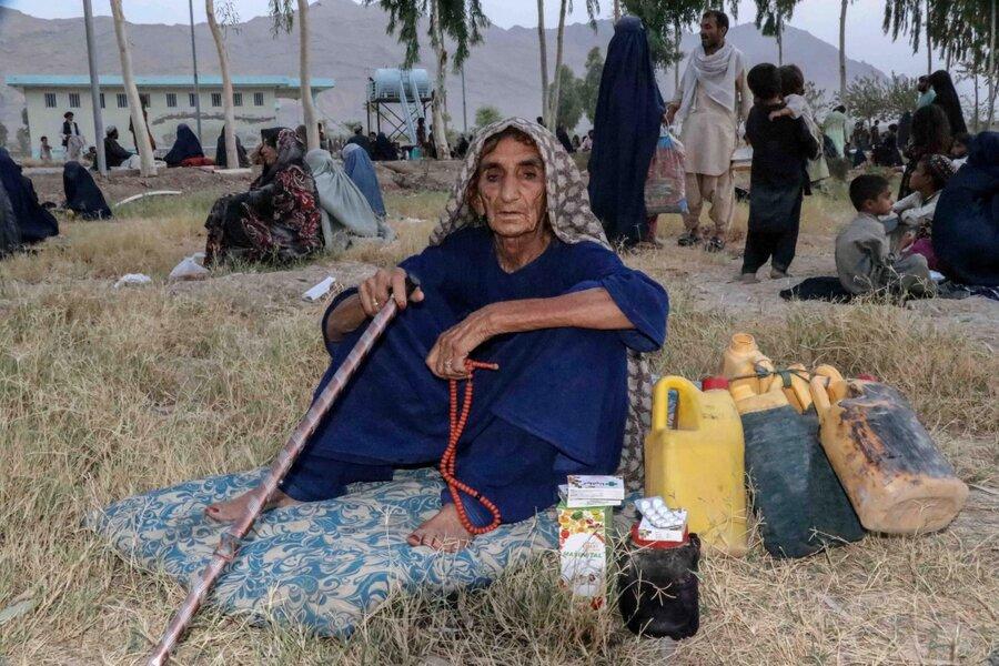 هشدار سازمانهاي بشردوستانه نسبت به وضعيت وخيم آوارگان