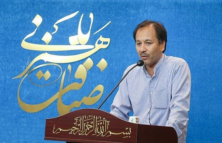 شاعر و ادیب نامدار افغان قربانی کرونا شد   روایت یک دیدار رمضانی با رهبر انقلاب
