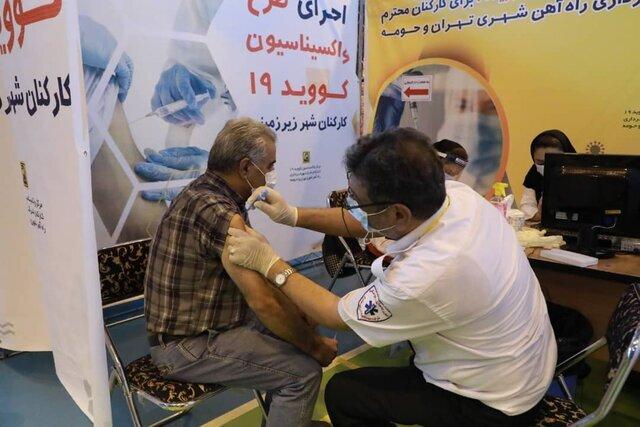واکسیناسیون رانندگان حمل و نقل عمومی
