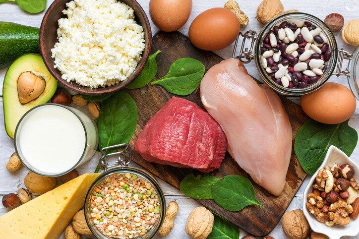 Protein - پروتئین - تغذیه