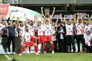 حس کاپیتان پرسپولیس پس از قهرمانی | پاسخ سیدجلال به شایعه خداحافظی از فوتبال