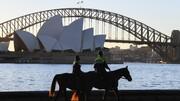 اسبسواران سیدنی به جنگ ویروس دلتا می روند