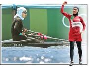 دختران المپیکی ایران در توکیو؛ برندههای بیمدال