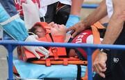 اتفاق تلخ؛خونریزی مغزی قهرمان المپیک در توکیو