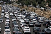 سفرهای مردم در هفته پایانی تابستان به اوج رسید | تردد یک میلیون و ۹۰۰ هزار وسیله نقلیه در روز