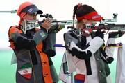 ناکامی بانوان تیرانداز ایران در تفنگ سه وضعیت المپیک توکیو