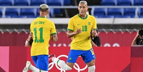 فوتبال المپیک | صعود  ژاپن به نیمه نهایی المپیک | برزیل با حذف مصر به جمع ۴ تیم رسید