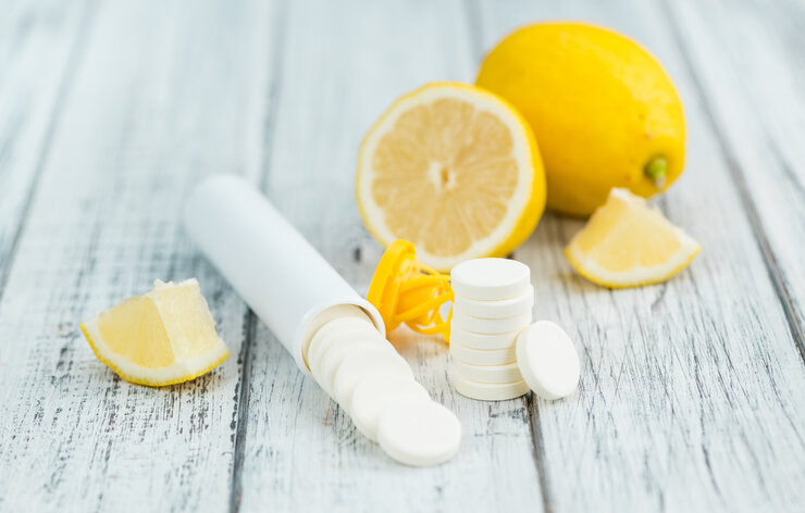 vitamin c - ویتامین سی