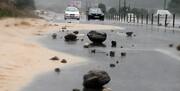 ویدئو | ریزش تونل در جاده هراز | ۲۲ نفر در تونل محبوس شدند