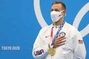پادشاه شنا با ۵ طلا؛ چهره اول المپیک توکیو