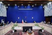 روحانی در آخرین جلسه هیات دولت: بخشی از واقعیتها را نمیشد به مردم بگوییم | برای عیب و نقصها از مردم عذرخواهی میکنم