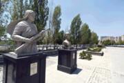 نامداران بختیاری به دریاچه چیتگر آمدند