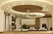 خدمات سقف کاذب، کناف و دیوار کناف شهام دیزاین