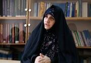 سخنرانی همسر رئیسی درباره ماهیت دولت سیزدهم
