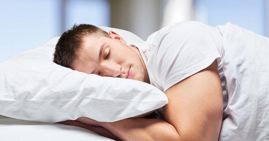 sleeping - خواب