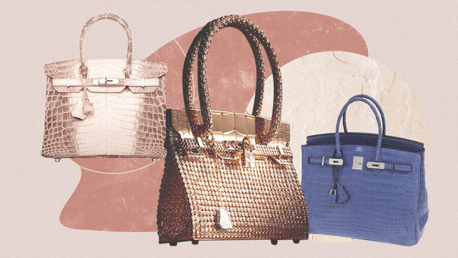 hermès bag - کیف هرمس