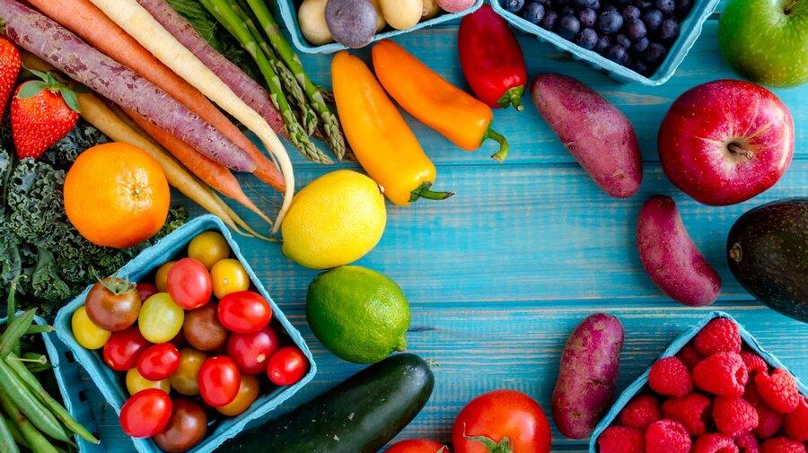 vegetable - میوه - سبزیجات
