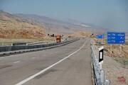 آزادراه بروجرد-خرم آباد امروز به بهرهبرداری میرسد