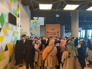 تصاویر | معطلی چند ساعته خبرنگاران در صف واکسن کرونا