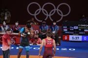 المپیک توکیو | گرایی فینال را از دست داد | کاپیتان ایران راهی رده بندی شد