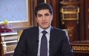 نیچروان بارزانی برای شرکت در تحلیف رئیس جمهور منتخب به ایران می آید