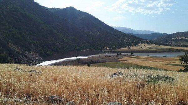 خشکسالی تدریجی در چهار محال و بختیاری