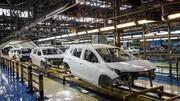خسارتهای قطعی برق به صنعت خودرو سازی | خودروهای ناقص مانده در کف کارخانه بیشتر از قبل شد