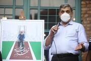 رونمایی از تمبراختصاصی «شهردار دوچرخه سوار» |حناچی: مسیر دوچرخه سواری تهران باید از ۲۵۰ به ۱۵۰۰ کیلومتر برسد