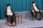 تصاویر | تنفیذ حکم ریاست جمهوری از هاشمی تا رئیسی