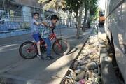 دردسر فاضلاب شهری در محله خلیجفارس جنوبی | چشم انتظار نوسازی خانهها
