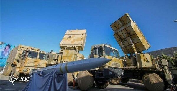تصاویر | این سامانه موشکی ایرانd اس ۳۰۰ روسی را پشت سر گذاشت