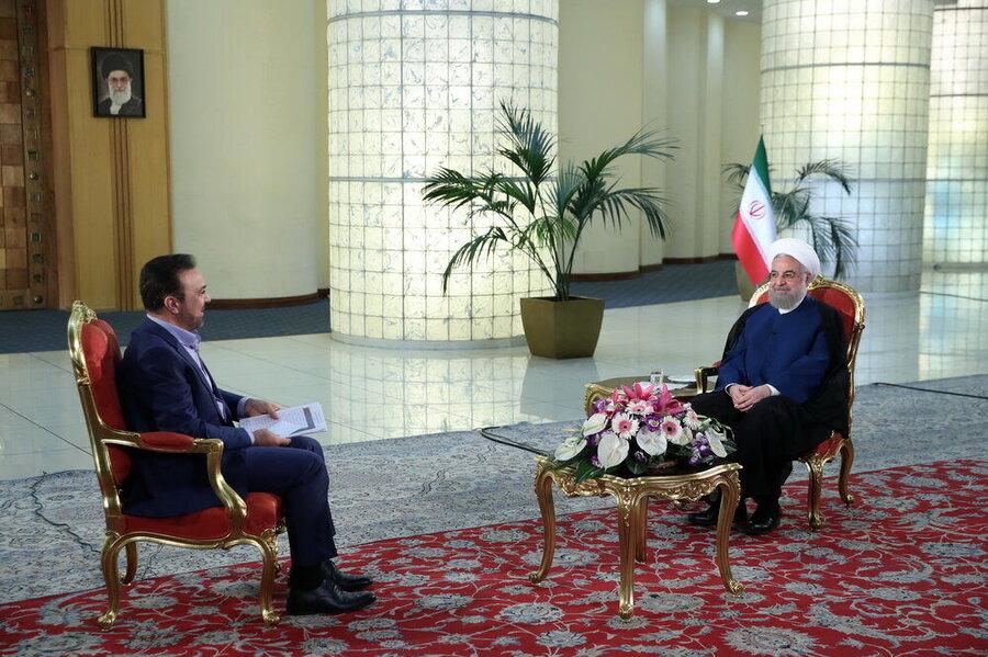 آخرین تصاویر از ریاست جمهوری روحانی